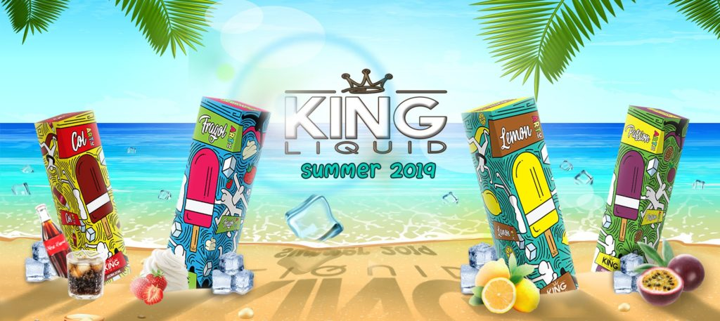 King Liquid Fragol Artic e Col Artic king liquid fragol artic e col artic King Liquid Fragol Artic e Col Artic recensione Boss Lady Vaper 65928031 2263240067076734 199965233396056064 o 1024x457