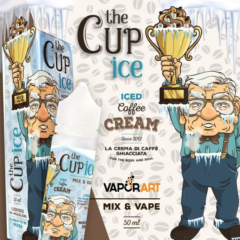 Vaporart The Cup ICE vaporart the cup ice Vaporart The Cup Ice Recensione Boss Lady Vaper vaporart the cup ice liquido sigaretta elettronica