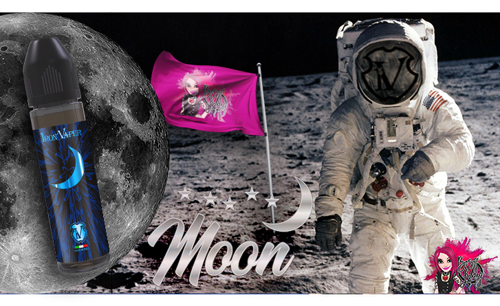 Iron Vaper Moon iron vaper moon Iron Vaper Moon Recensione Boss Lady Vaper moon 1