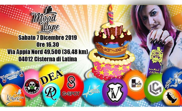 mood vape boss lady vaper mood vape Mood Vape – Compleanno sabato 7 copertina