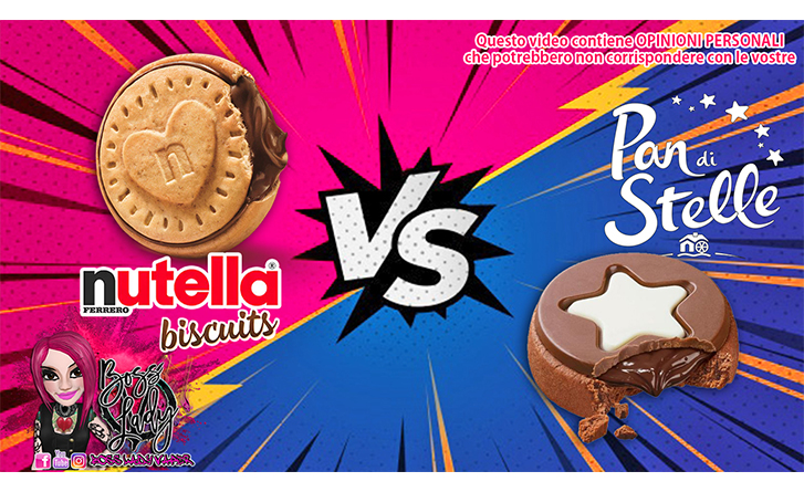Nutella Biscuits Vs Biscocrema Pan di Stelle nutella biscuits vs biscocrema pan di stelle Nutella biscuits VS Biscocrema Pan di Stelle nutella vs pan di stelle
