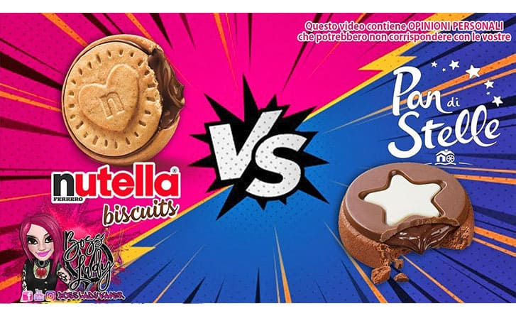 nutella vs biscocrema nutella biscuits vs biscocrema pan di stelle