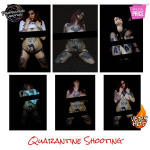 Quarantine Shooting set fotografici