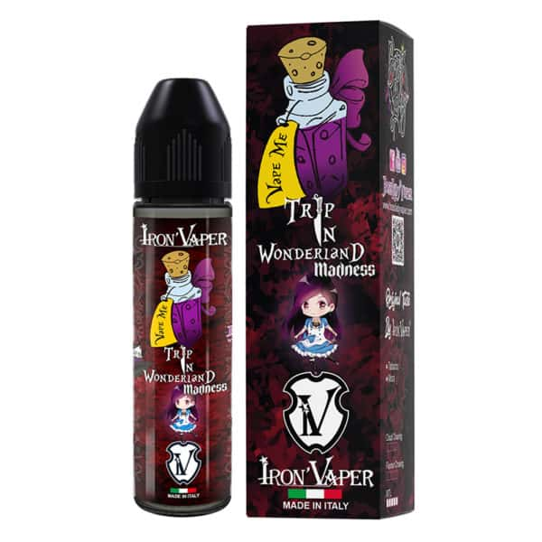 Iron Vaper Trip In Wonderland Madness