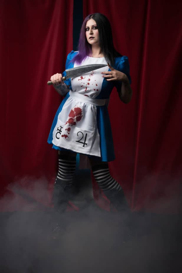 Alice Madness Return alice madness returns cosplay