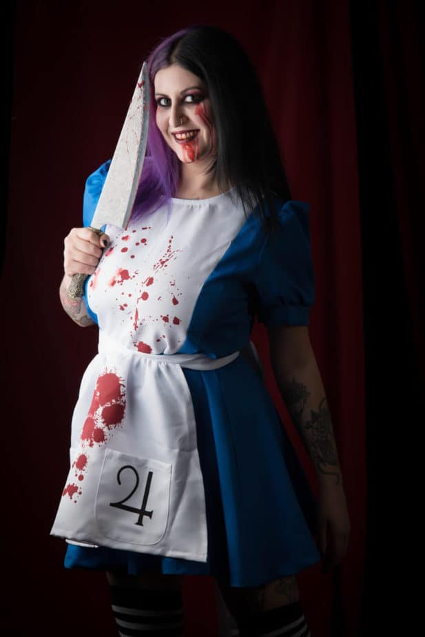 Alice Madness alice madness returns cosplay