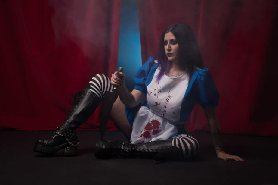 Alice Madness Returns Cosplay alice madness returns cosplay