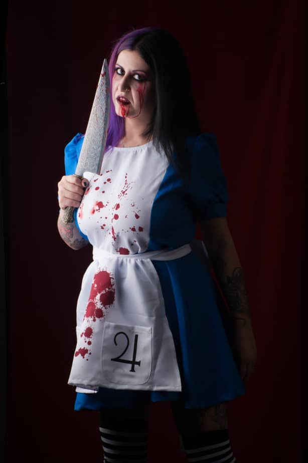 Alice Madness Return Cosplay alice madness returns cosplay