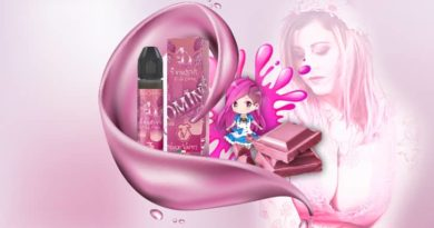 dominus ruby cocoa by Iron Vaper dominus ruby cocoa blog boss lady vaper