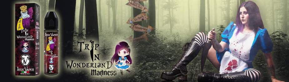 Trip In Wonderland Madness