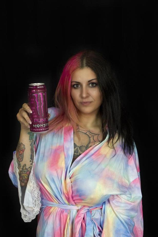 Monster Punch Energy MIXXD monster punch energy mixxd
