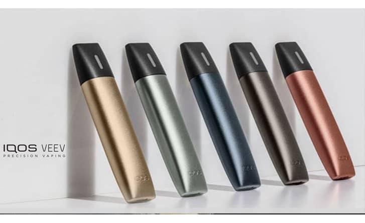 IQOS-VEEV-Sigaretta-Elettronica-Philip-Morris-Evidenza iqos veev sigaretta elettronica