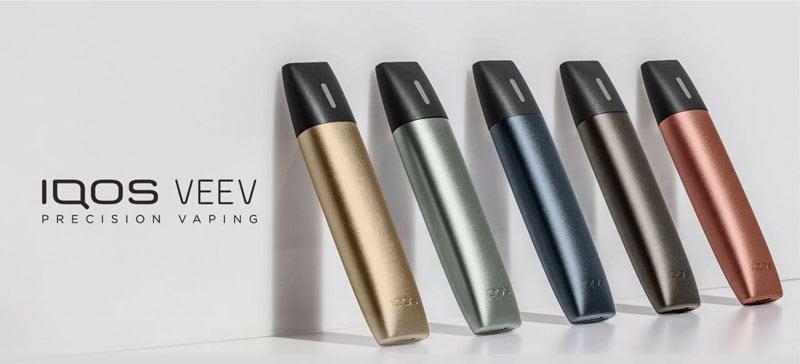 IQOS VEEV Sigaretta Elettronica Philip Morris iqos veev sigaretta elettronica