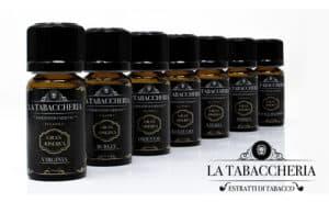 la tabaccheria gran riserva la tabaccheria gran riserva four oak liquidi sigaretta elettronica recensioni
