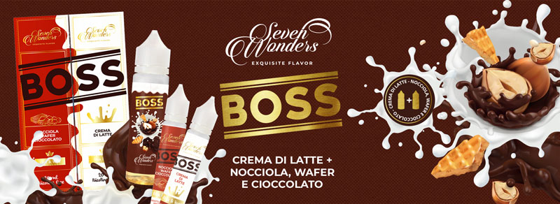 boss seven wonders recensione boss seven wonders
