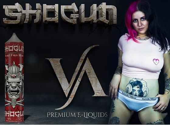 valkiria shogun liquido sigaretta elettronica valkiria shogun