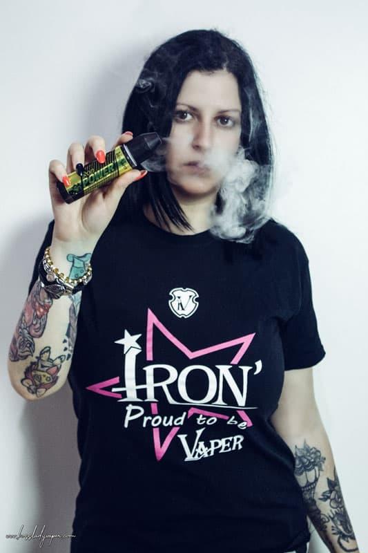 IRON POWER REGULAR CHAOS AROMA 20 ML IRON VAPER boss iron power regular chaos aroma 20 ml iron vaper