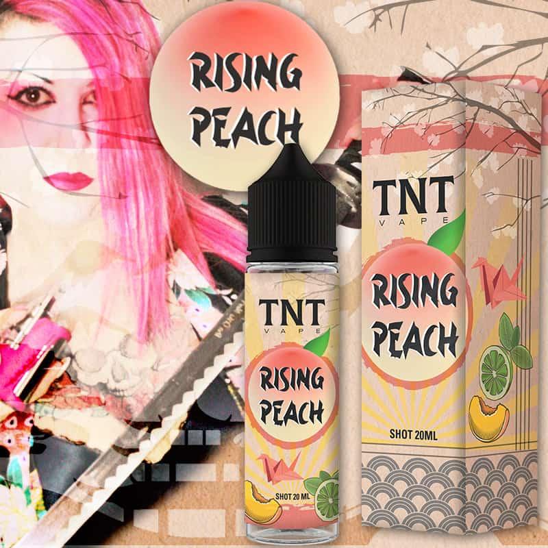 Rising Peach Tnt Vape Recensione rising peach tnt vape recensione