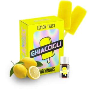 ghiaccioli dreamods lemon twist dreamods ghiaccioli