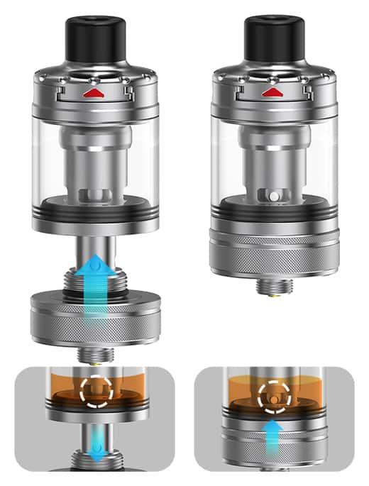 nautilus-3-cambio-coil nautilus 3 aspire