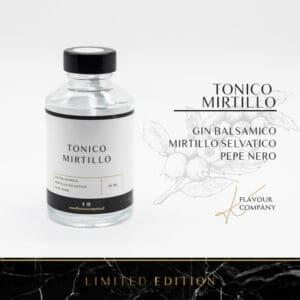 Tonici K Flavour Company Mirtillo tonici k flavour company