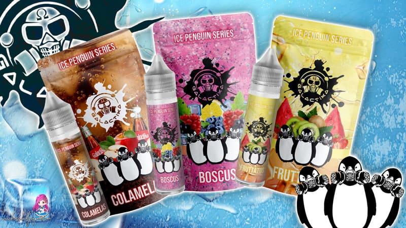 Pinguini Galactika Aromi 20ml Boscus - Colamelas - Fruttatus Recensione pinguini galactika