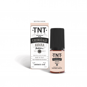 TRINIDAD AVANA CRYSTAL MIX 10 ML LIQUIDO NICOTINA TNT VAPE tnt vape distillati puri